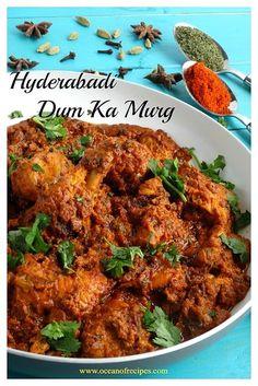 Hyderabadi Dum Ka Murg