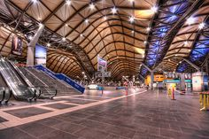 Southern Cross Station, Melbourne, Vic | Flickr - Photo Sharing!