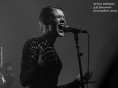 #TrixieWhitley #AB #Brussels #2015