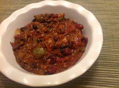 Chili vegan style