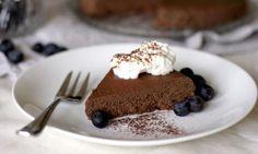 3-ingredient chocolate cheesecake - Kidspot