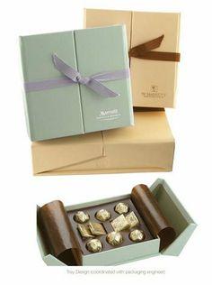 巧克力包裝設計收藏 | ㄇㄞˋ點子靈感創意誌
