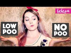 O que é Low Poo, No Poo e Co Wash? Contei minha experiência!