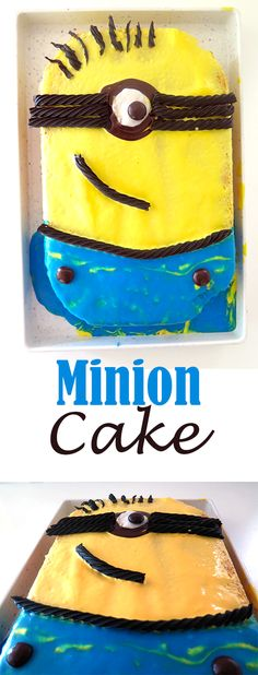 What better way to celebrate our favorite characters than to make a cake in their honor?