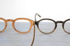 Feb31st Wood eyewear eyeglasses glasdes - 100% handmade in 15 layers of WOOD reinforced with Carbonfibre - Feb31st HOUTEN brillen, handgemaakt uit 15 lagen hout verstevigd met Carbon - http://www.optiekvanderlinden.be/Houten_brillen.html - http://www.optiekvanderlinden.be/feb31st.html bij Optiek Van der Linden in Zele