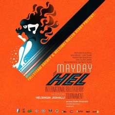 Fullsteam Agency and Helsinki Roller Derby proudly present: MAYDAY IN HEL - International Roller Derby Tournament in Helsinki Ice Hall 14th and 15th of May!  Teams: @montrealrollerderby @strd08 @londonrollergirls @crimecityrollers @helsinkirollerderby  #maydayinhel #rollerderby #wftda #helsinkirollerderby #jäähalli #hrdallstars #hrdallstars4evo @fullsteamfamily by helsinkirollerderby