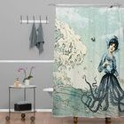 <strong>Silkeborg Shower Curtain</strong> by Bungalow Rose