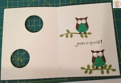stampin up ideas on pinterest   Stampin Up Owl Punch Card – Owl Always be Your Friend   Stamp Right ...