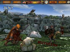 Juegos de Celulares | Infinite warrior para Android | http://juegos-de-celulares.com