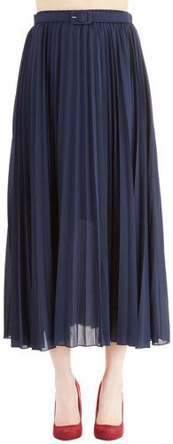 Lumiere Of Allure Own Accordion Skirt on shopstyle.com
