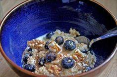 Creamy Coconut Quinoa Porridge   Mode