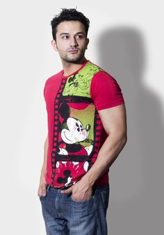Get your Mickey Tee today! To purchase: http://voxpopclothing.com/collections/mickey/