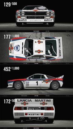 Martini Lancia -  Deberían revivir este equipo!!