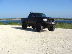 Lifted Ford Ranger | Picture request all black ford ranger's - Page 2 - Ford Ranger Forum