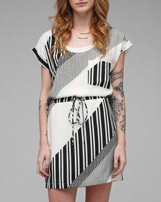Modern Art Dress