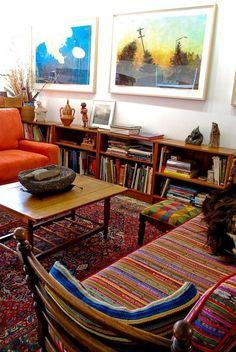 Mary's Singular Live/Work Studio House Tour | Apartment Therapy