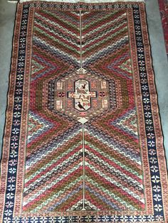 A personal favorite from my Etsy shop https://www.etsy.com/listing/268212458/genuine-handwoven-wool-persian-turkish