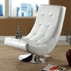 Ober Swivel Lounge Chair