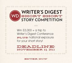 creative writing contests without entry fee