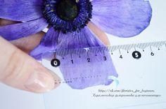 Анемона. Цветы для лепки   14 фотографий