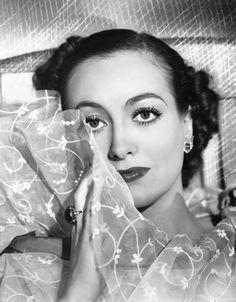 Joan Crawford - mid 1940s