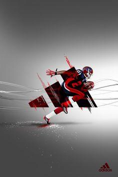 Adidas | Advertisement on Behance