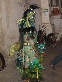 Aztec Dancer, Ixcatecopan