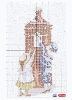 Gallery.ru / Фото #6 - The world of cross stitching 053 декабрь 2001 - WhiteAngel