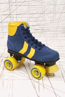 I used to love roller skating as a kid, help your loved ones discover their inner child with these Rookie Roller Skates from #UrbanOutfitters, priced at £58