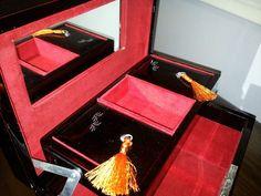 JAPANESE ANTIQUE MUSIC BIG BOX MADE IN JAPAN SHOWA PERIOD RARE PERFECT GIFT @eBay! http://r.ebay.com/R0iP3n