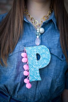 """YW ideas: a """"p"""" necklace for personal progress and a combined activity """"speed dating"""""""