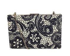 Kate Spade New York 'Azalea Street' Emanuelle Clutch, Spanish Lace List Price: $278.00 Our Price: $215.00 Savings: $63.00