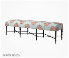Fine Furniture Eaton Ottoman and Bench