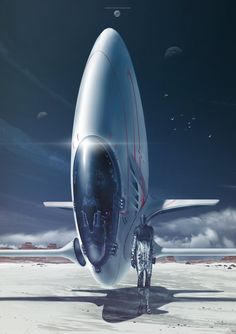 artissimo:  hover craft by simon fetscherSpectrum 19: The Best in Contemporary Fantastic Art