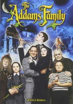 The Addams Family one of my favs