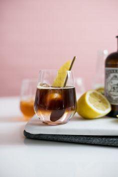 Bubbly Friday: Gin Tonic Coffee
