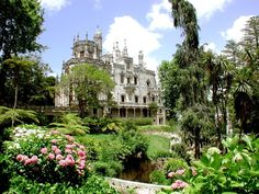 Sintra, Portugal: Stunning Off-Beat Valentine's Day Getaway | Via Ecophiles | 2/02/2016 If you're looking for a romantic break, explore an off-beat destination where nature can work its magic. Forget the cheesy postcards and hearts, reconnect with your partner byhiking together or exploring a laid-back hilltop town.Sintra, located 18 miles from Lisbon, makes for a lovely atmosphericgetaway.The UNESCO World Heritage town has been an inspiration for poets …