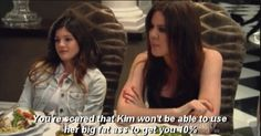 43 Reasons Why The Best Two Kardashians Are Actually Kourtney And Khloe Scalp Psoriasis Treatment, Kardashian Memes, Kardashian Jenner, Anti Aging Facial, Best Anti Aging, Teen Tv, Anti Cellulite
