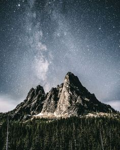 liberty bell. north cascades. washington. by Tanner Wendell Stewart on 500px