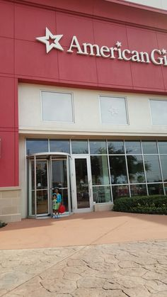 We headed right over to the American Girl Brand Doll Place Houston today after the Fashion Show. Thanks to Cindy @tobee2007 on Instagram for sending Hope-Faith a Gift card for Honor Roll. She is about to grab some Cute Pajamas @agofficial #joy2everygirl