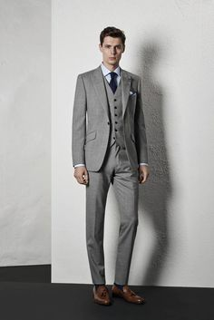 Reiss Spring Summer Menswear Lookbook | Riviera #SS14