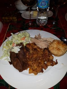 Tourtière du Saguenay  Maman mailly 2018-01-01 Brunch Recipes, Lunch, Beef, Food, Mom, Meal, Meat, Eat Lunch, Essen