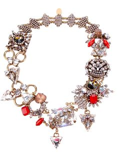 ERICKSON BEAMON Collar necklace. Seriously want this, too bad it's $1200!