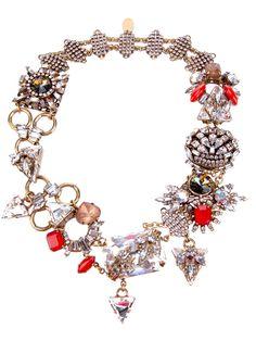 ERICKSON BEAMON Collar statement necklace