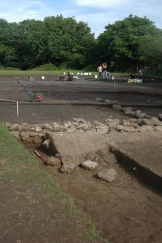 Recent excavations by archaeologists from Amgueddfa Cymru – National Museum Wales at the Viking age settlement of Llanbedrgoch on the east side of Anglesey, have shed important new light on the impact of Anglo-Saxon and Viking-age worlds operating around the Irish Sea.