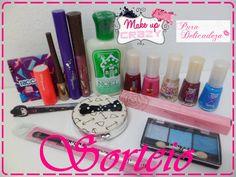 Pura Delicadeza: Sorteio em parceria com o blog Make up Crazy