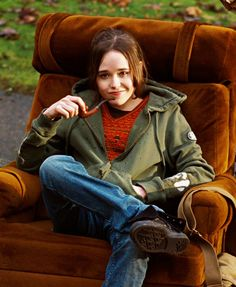 Juno by Ivan Reitman with Ellen Page, Michael Cera, Jennifer Gardner, Jason Bateman. Ellen Page Super, Coming Out, Laurence Anyways, Movies Worth Watching, About Time Movie, Film Serie, Moving Pictures, Film Stills, Great Movies