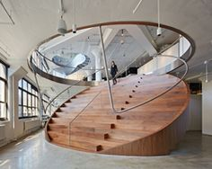 Love this coin staircase