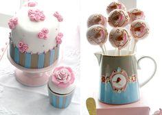 Cute Dessert Design - pip studio cakes cupcakes and cake pops