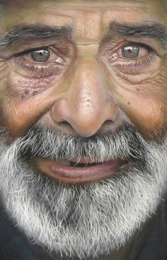 Rubén Belloso Adorna  - Photo Realistic Drawing